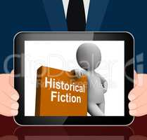 Historical Fiction Book And Character Displays Books From Histor