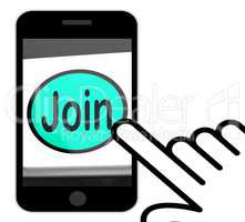 Join Button Displays Subscribing Membership Or Registration