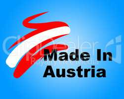 Manufacturing Trade Shows Austria Industry And Corporation