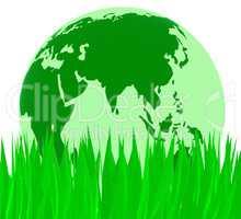 Nature Global Indicates Rural Globally And Natural