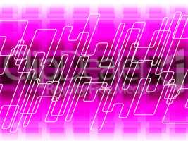 Grid Background Means Line Backdrop And Abstract