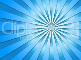 Striped Tunnel Background Means Dizziness And Bright Stripes.