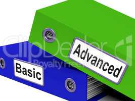 Advanced Basic Represents Pricing Plan And Administration