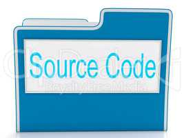 Source Code Shows Document Binder And Folders