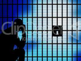 Copyspace Jail Means Take Into Custody And Captive
