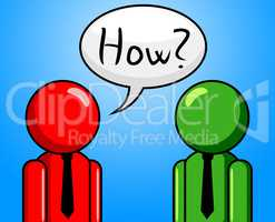 How Question Indicates Frequently Asked Questions And Answer
