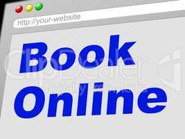 Book Online Means World Wide Web And Searching