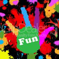 Kids Fun Shows Colors Toddlers And Spectrum