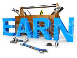 Earn Word Means Wage Recruitment And Hire