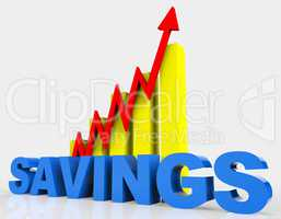 Increase Savings Means Progress Report And Advance