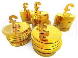 Pound Cash Represents Saved Revenue And Finance