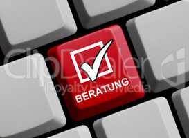 Beratung online