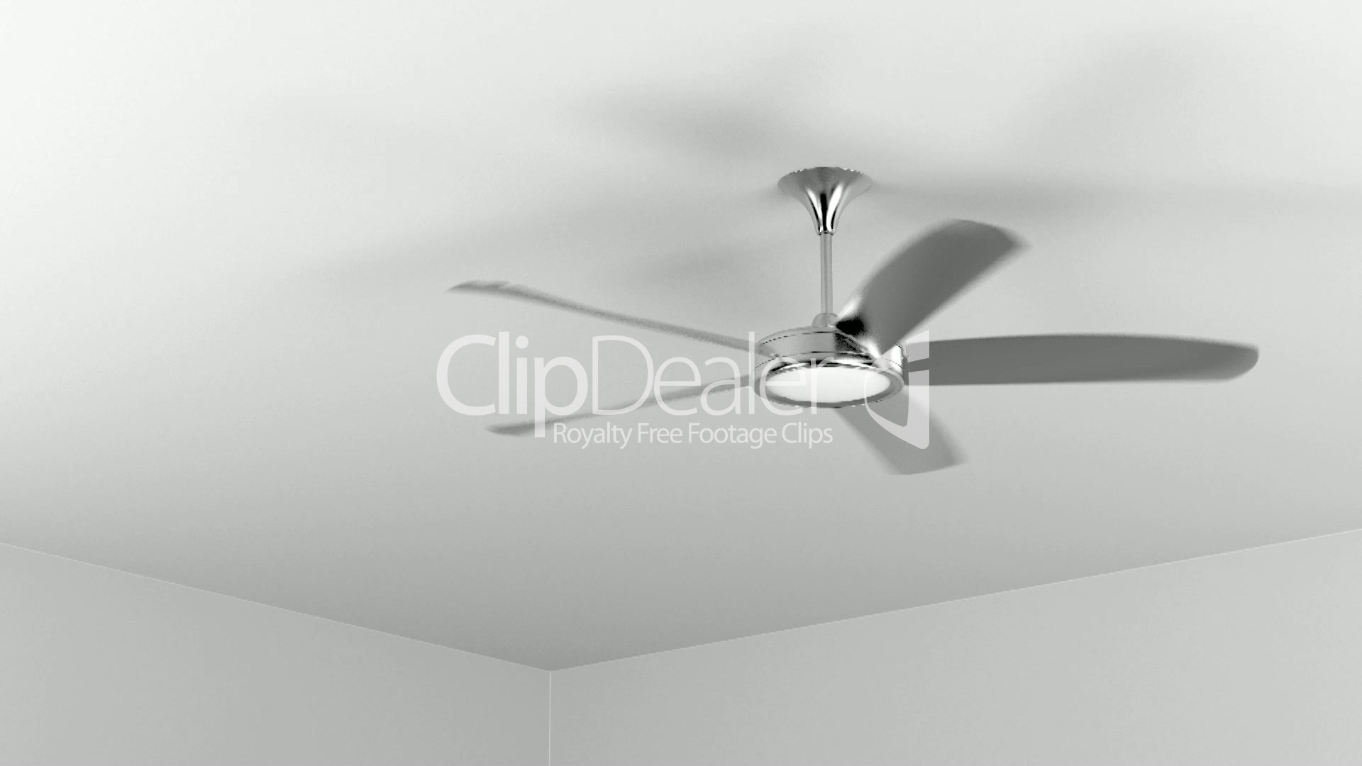 Spinning ceiling fan royalty free video and stock footage fan aloadofball Images