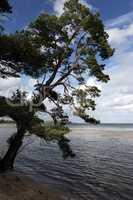 Am Vättern See in Schweden