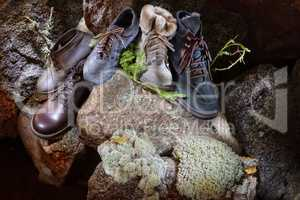 Stones And Shoes