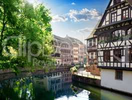 Architecture of Strasbourg