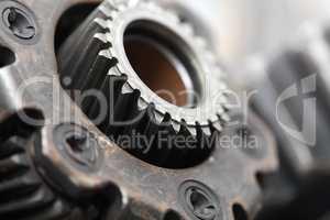 Parts Of Mechanism