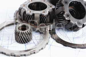 Gears On Blueprint