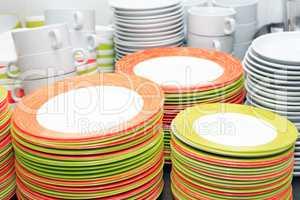 Clean Dishware Set