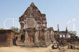 Wat Phu Champasak, Laos, Asien
