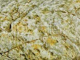 Stone surface closeup