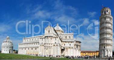 Pisa's Cathedral Square (Piazza del Duomo): Piazza dei Miracoli