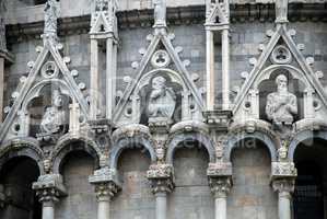 Pisa's Cathedral Square (Piazza del Duomo): Details
