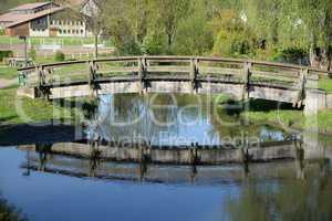 Brücke über die Alte Dreisam in Eichstetten