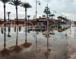Beach resort Hurghada, Egypt