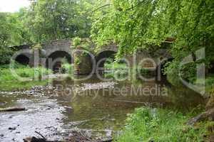 Brücke über die Nister