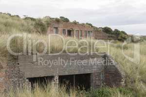 Old German bunker.