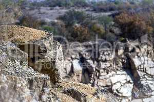 stones of deep quarry