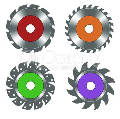 Four Types of Circular Saw Blade