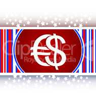 button money sign, icon