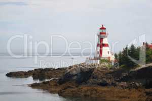Head Habour Lightstation - Campobello Island New Brunswick Canad