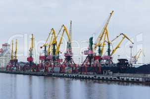 port, loading, coal, cargo terminal