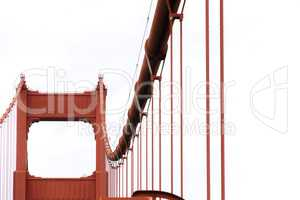 Golden Gate Pillar