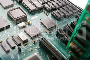Computer hardware, motherboard