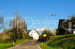Dorf Hahn im Hunsrück