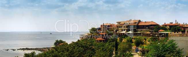 Seaside resort Nessebar