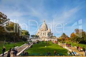 Basilica of the Sacred Heart of Paris (Sacre-Coeur)