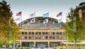 Chicago Children's Museum, Illinois