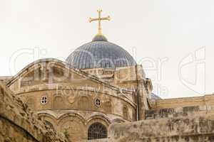 Grabeskirche, Church of the Holy Sepulchre, Jerusalem, Israel