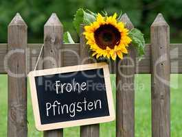 Frohe Pfingsten - Pfingstfest Mai Juni