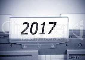 2017 Register Folder Index