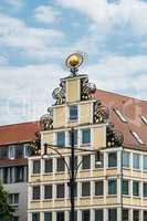 Gebäude in der Hansestadt Rostock