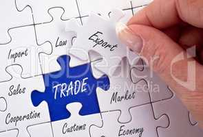 Trade Business Jigsaw