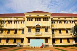 Beautiful building of Museum Siam.