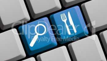 Restaurants und Essen suchen und finden online