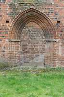 gothic pointed arch